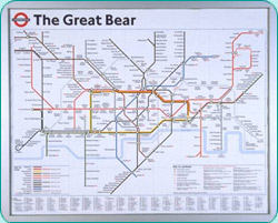 The Great Bear Map