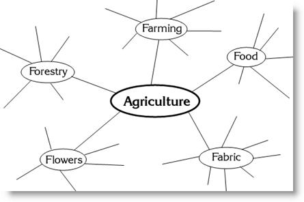 AgriCulture Concept Map