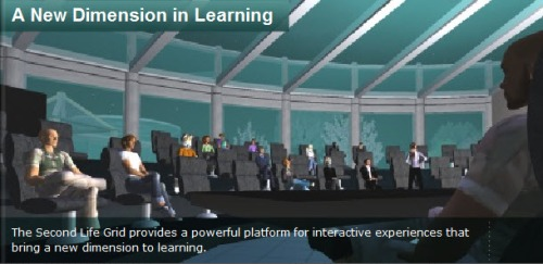 Education in SecondLife