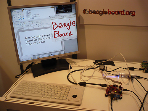 BeagleBoard and Angstrom