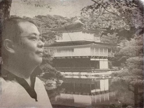 Sur@Kyoto Kinkakuji Temple
