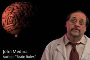 John Medina, Author of Brain Rules