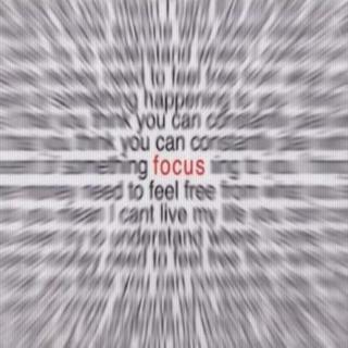 saatnya untuk fokus