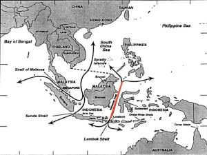 South East Asia Water Ways