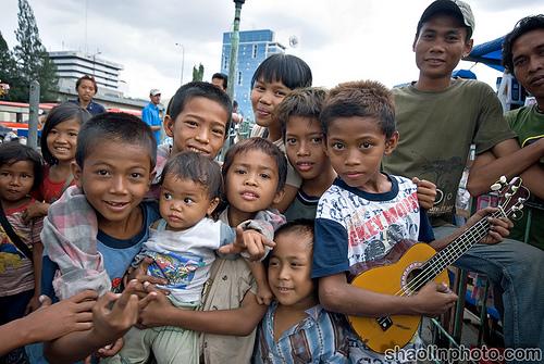 Street Children of Jakarta